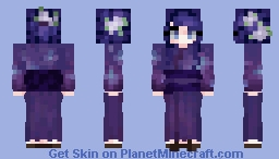 Lost In Your Eyes [CE] Minecraft Skin