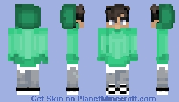 A skin for AyeItzLuke Minecraft Skin