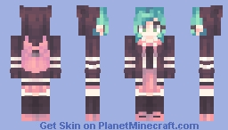Oh, is this a Recolour? // Request Minecraft Skin
