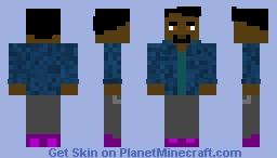 Brandon Jr. Minecraft Skin