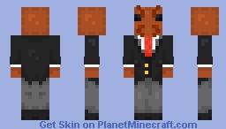 MrFancyants Minecraft Skin Minecraft Skin