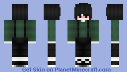 Anime Boy Minecraft Skin