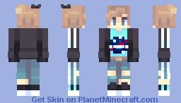 alexandre Minecraft Skin