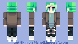 Sorry for late post (Requested) Minecraft Skin