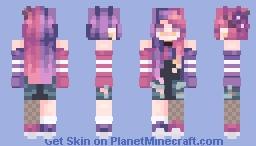 ★αlєх★ starlight Minecraft Skin