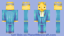 Steamed Hams Minecraft Skin