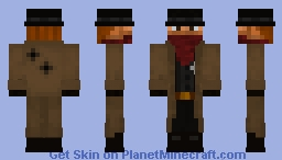 Mr. Ford - Mountain Ranger Minecraft Skin