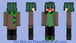 Chibi boy - By Zoé-Chan [Request by dfox20] Minecraft Skin