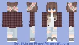 Tumblr Teen // αstђεтᎥc ﻮᎥгℓ Minecraft Skin
