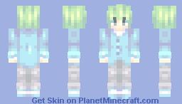 wally // oras Minecraft Skin