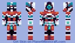 Tajiro the Pterodactyl Wrangler Minecraft Skin