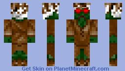zombot Minecraft Skin