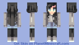 Winter Chills Minecraft Skin