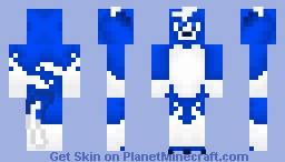 Pocari Roo! Minecraft Skin