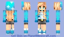 cerulean | 🌊 Minecraft Skin