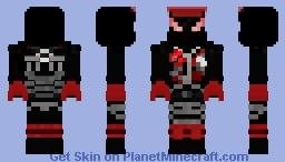 LEGO Ninjago Mister E. Minecraft Skin