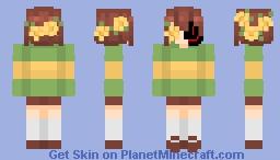 Undertale | Chara Minecraft Skin