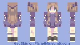 anxiety Minecraft Skin