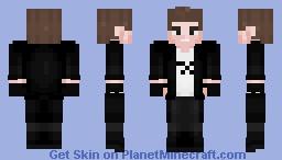 Eric Harris | Columbine [2/2] Minecraft Skin
