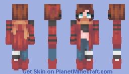Odd~ [OC] Minecraft Skin