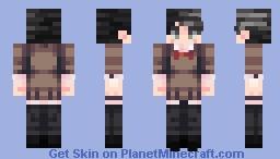 ►𝑅𝒶𝓏𝓏𝓁𝑒 𝒟𝒶𝓏𝓏𝓁𝑒◄ [Poppy-Reel!] Minecraft Skin