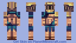 For honor and glory! Minecraft Skin
