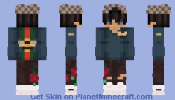 Gucci Bee Minecraft Skin