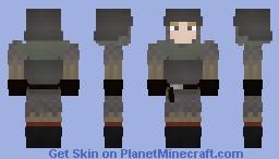 Ser Peasant Knight Minecraft Skin