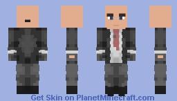 Hitman Minecraft