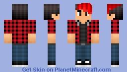 Markiplier Minecraft Skin
