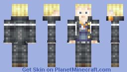Kanji Tatsumi Minecraft Skin