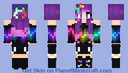 kpcawesome (Improved skin - Gift) Minecraft