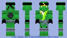 Lloyd Garmadon Lego Ninjago Minecraft Skin