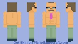 OK K.O. - Mr. Gar Minecraft Skin