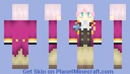 Ray ~ Mystic Messenger Minecraft Skin