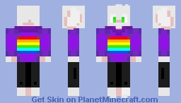 Diressir Play Minecraft Skin