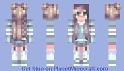 Vanessa | 300 subscribers Minecraft