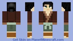 Takato Masamune (feudal japanese) Minecraft Skin