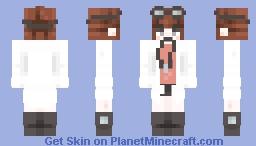 using len-kun's shading Minecraft Skin