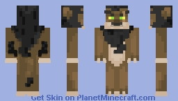 ~Scar~ {Lion King} (REMAKE) Minecraft