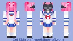 gas masks are nice Minecraft Skin