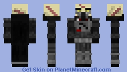 Darth Malugs {Star Wars} Minecraft Skin