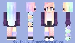 copycat Minecraft Skin