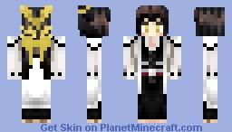 Senjumaru Shutara Minecraft Skin