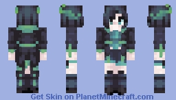 Let me know where I can go to save my soul / Moridis Minecraft Skin