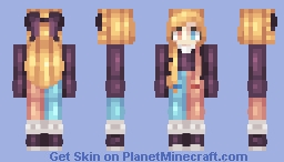 You die for love, I'm just living Minecraft Skin