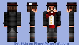 "⚔ Λοgαη ⚓ OC - Georgey the Magnificent - ""Pure Imagination"" Minecraft Skin"