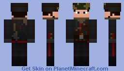 WW1 German Skins Minecraft Skin
