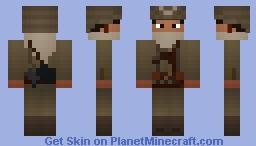 WW1 Ottoman Gallipoli Skins Minecraft Skin