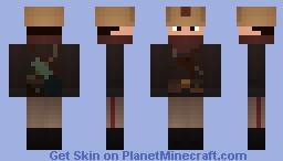 WW1 Russian Red Army Skins Minecraft Skin